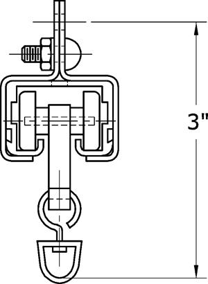 hospital curtain tracks specification sheet pdf