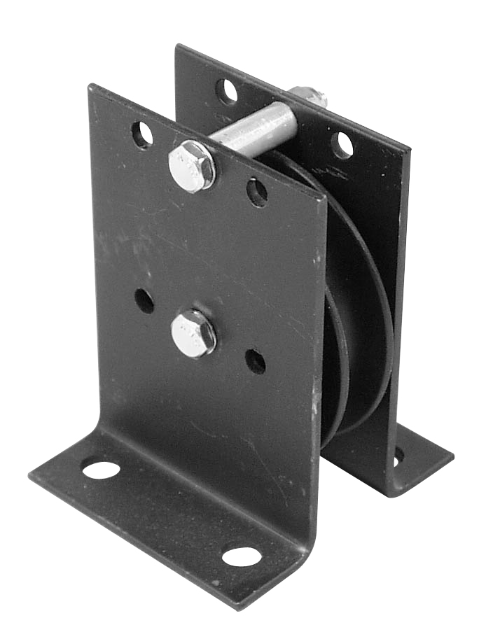 Multiple Line Pulleys Vertical Configuration Automatic