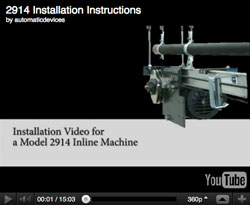 2914 Installation Video