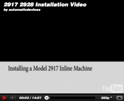 2928 & 2917 Installation Video